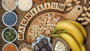 Magnesium rich food sources