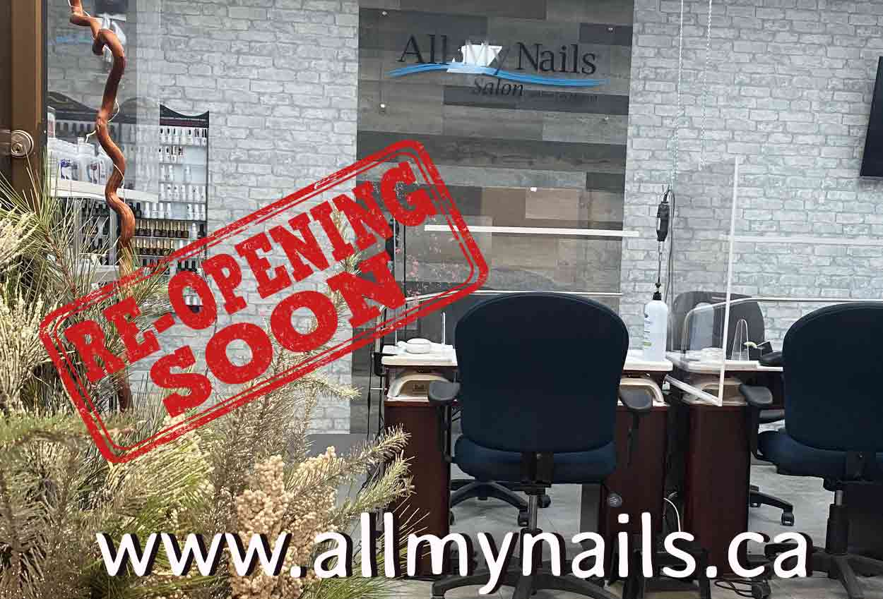 All My Nails is Reopening